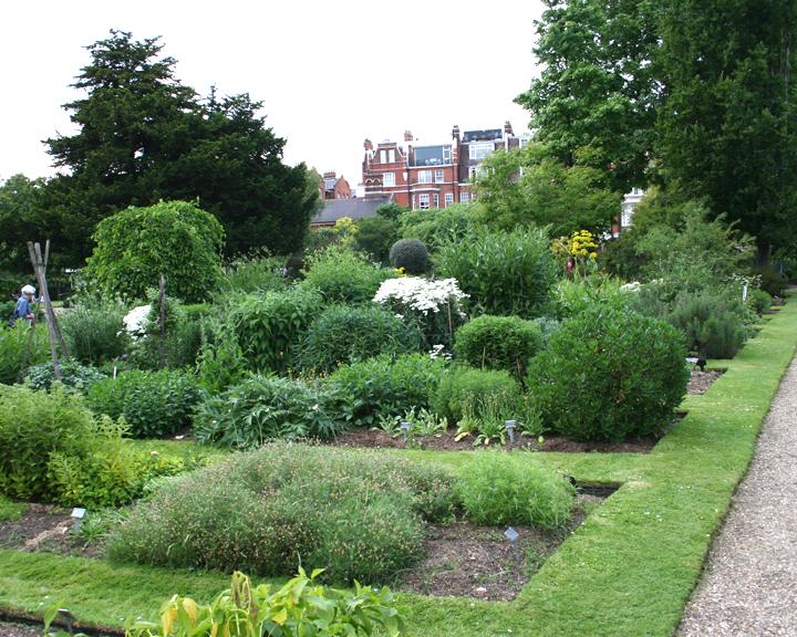 Onderhoud en beregening van de tuin
