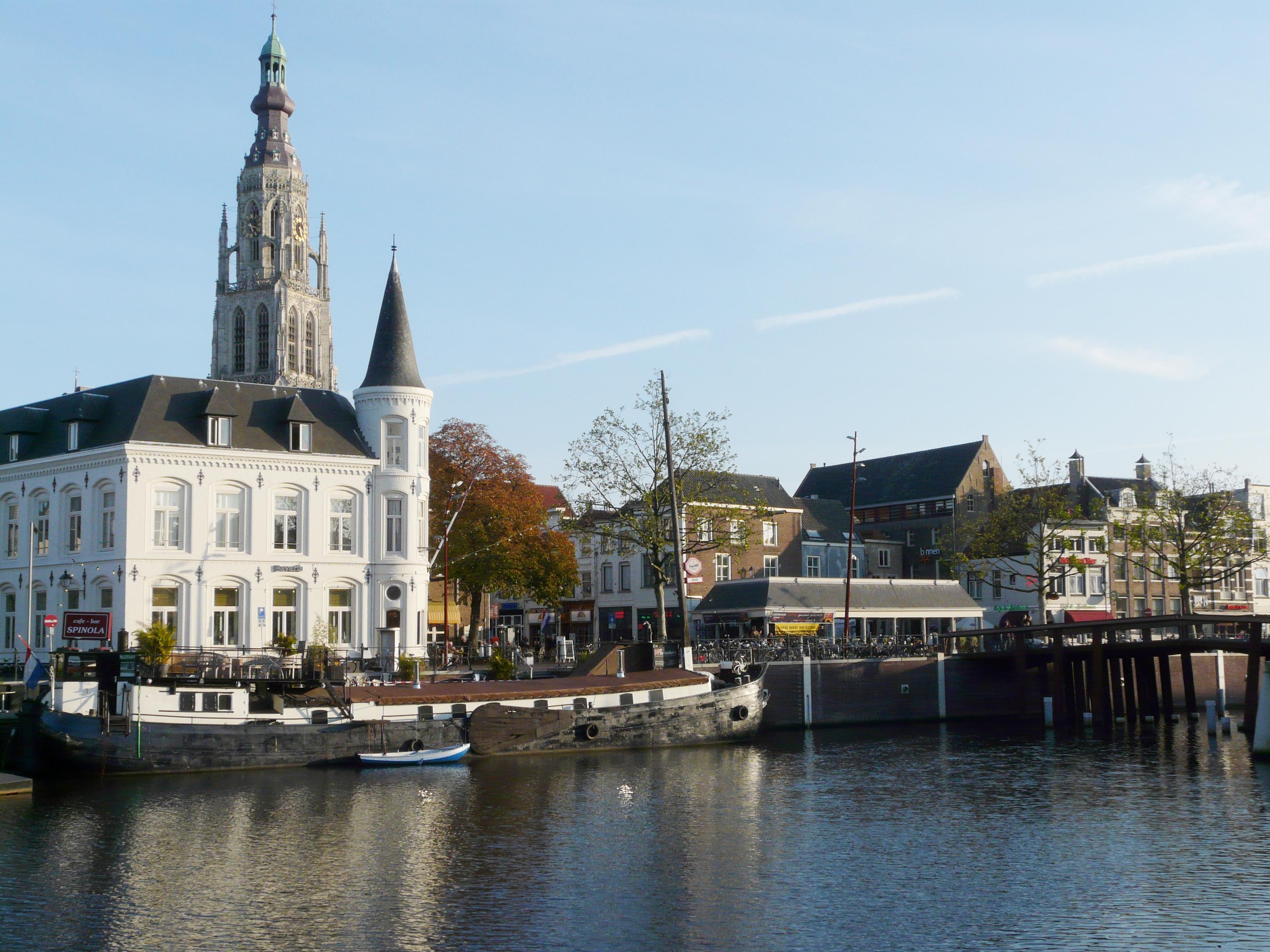Een dagje shoppen in Breda