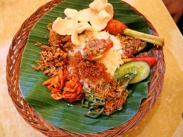 Verschil tussen Indische en Indonesische catering