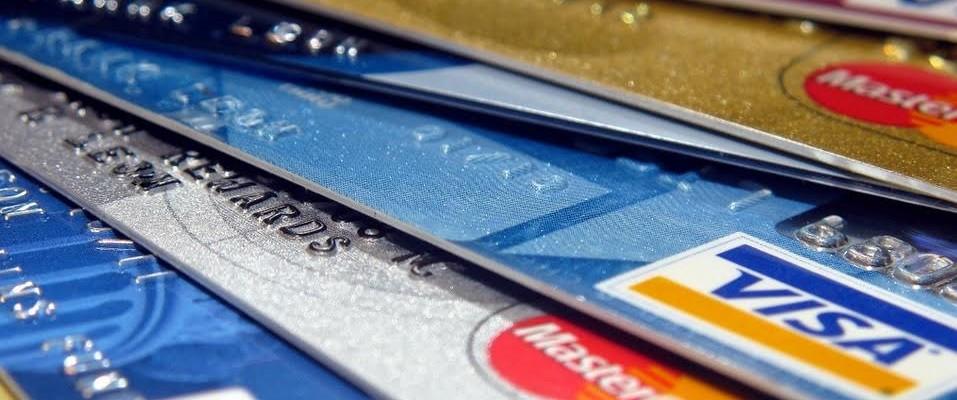 Neem altijd je kredietkaart mee
