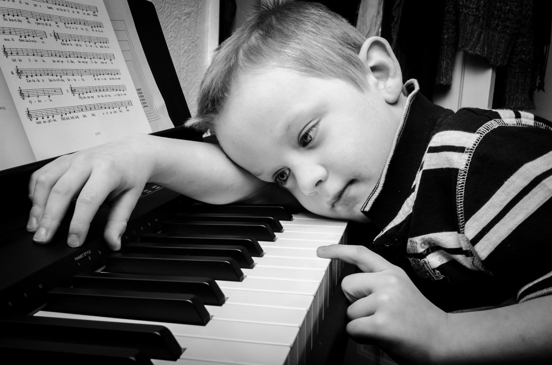 5 redenen om pianolessen te gaan volgen