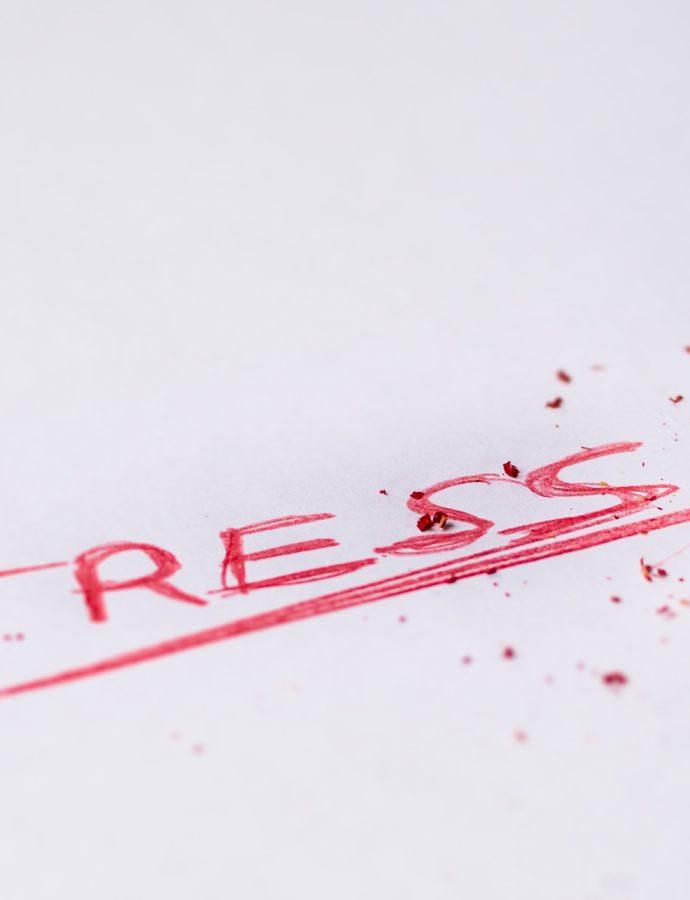 Signalen dat je gestresst bent