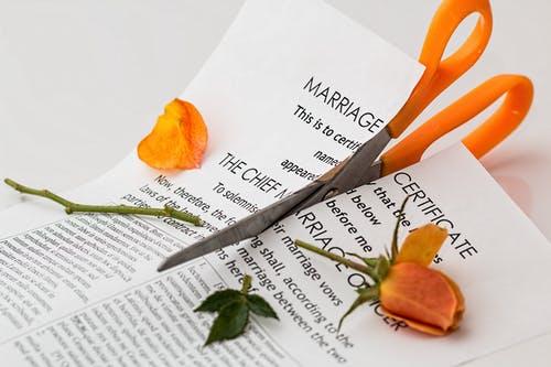 Tips bij een scheiding