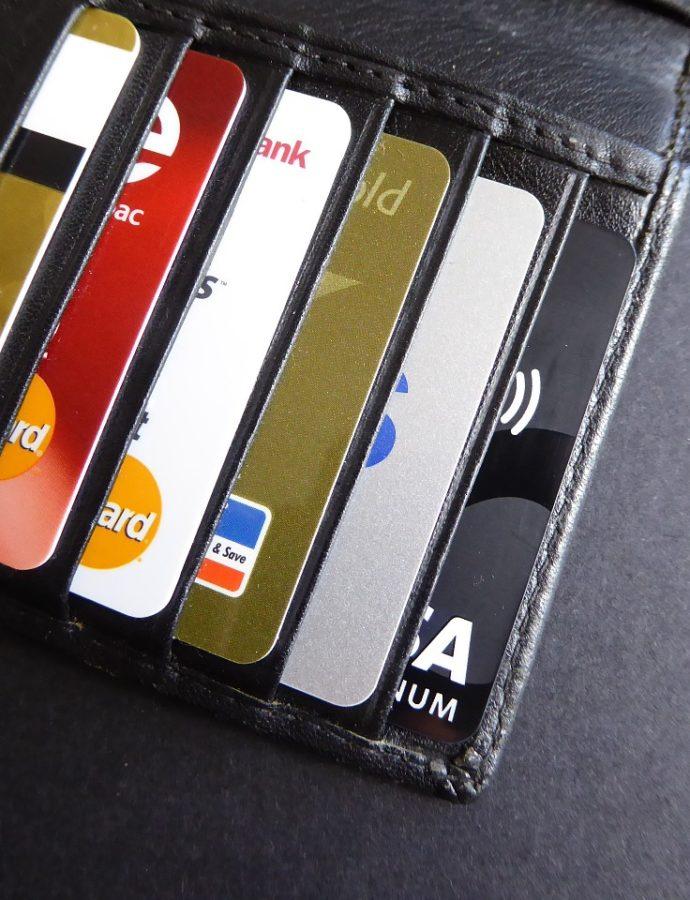 5 redenen om een creditcard te nemen