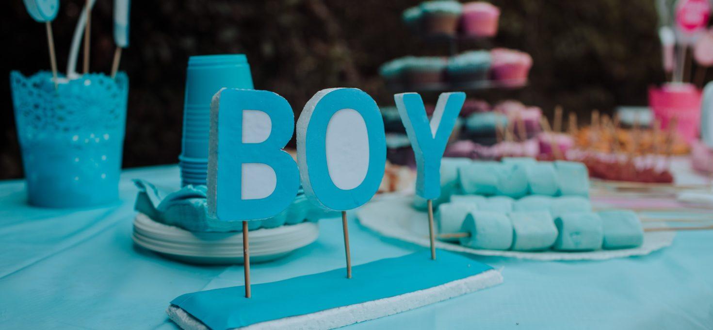 Tips voor het organiseren van een gender reveal party
