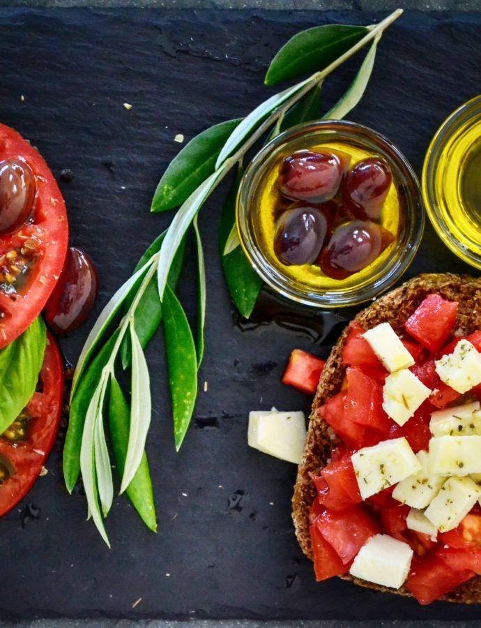 De lekkerste gerechten uit de italiaanse cuisine