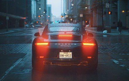 APK keuring Porsche