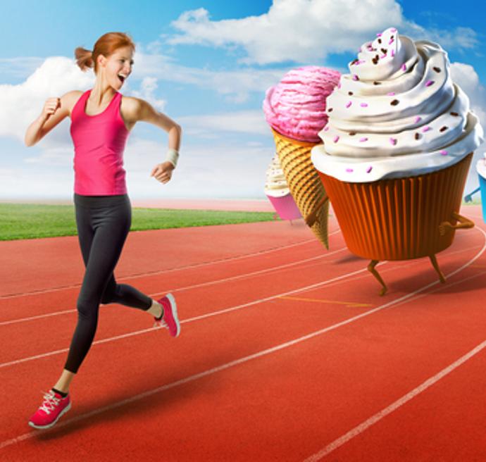 Je dieet beter volhouden? Zo vaak mag je cheaten!