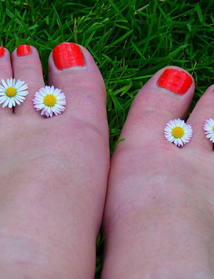Verzorgde voeten voor de zomer – tips voor een eigen pedicure