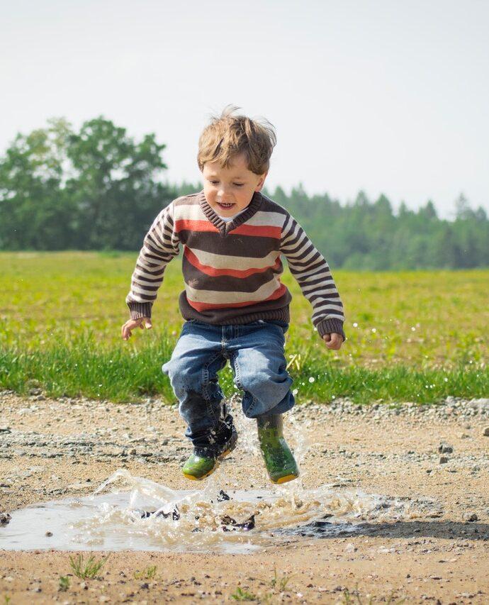 Laat je kinderen lekker buitenspelen