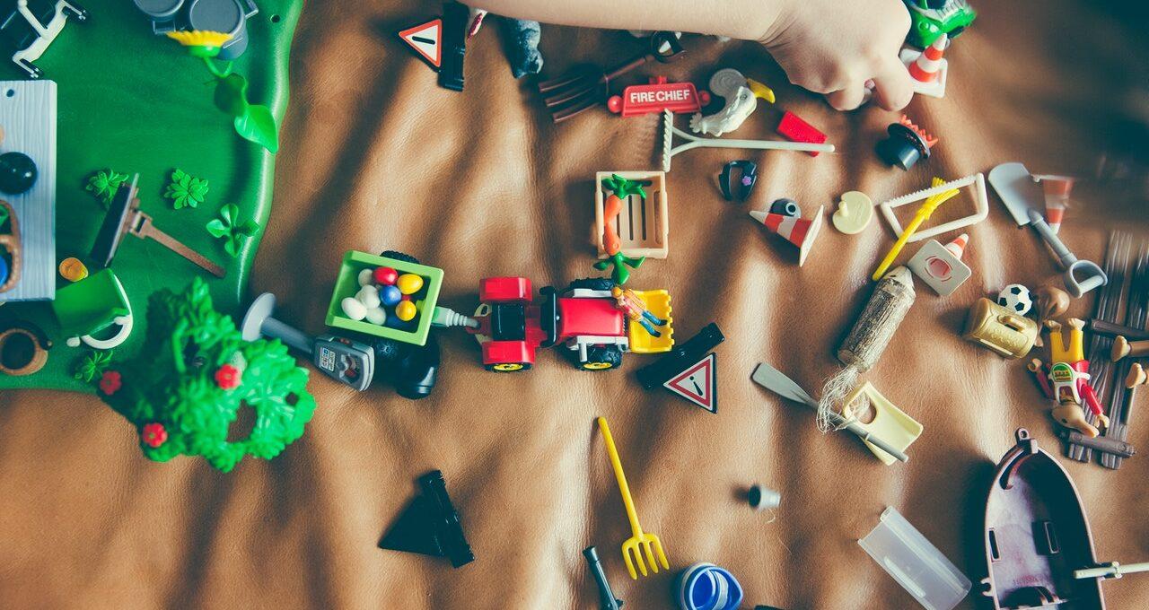 4 inspiratietips voor kinderspeelgoed