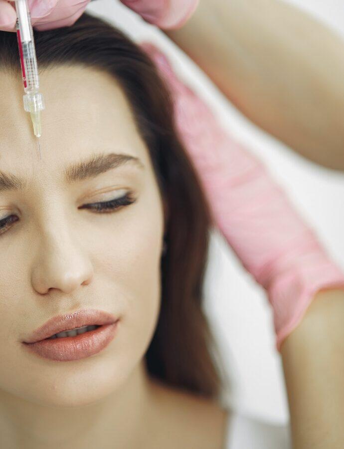 Botox Den Haag laat rimpels verdwijnen