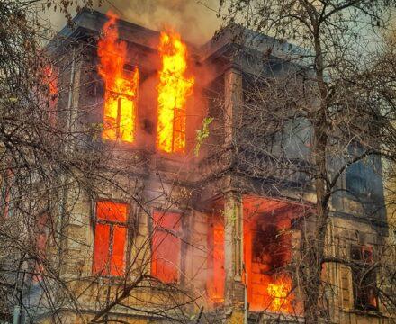 Brandveilig leven